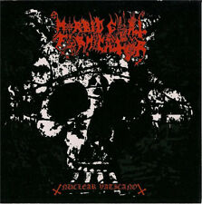 Morbid Goat Fornicator – Nuclear Vaticano CD Black Death Metal