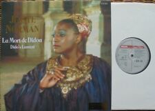 PURCELL: DIDO'S LAMENT - JESSYE NORMAN: LIMITED ED. & NUMBERED MAXI-SINGLE - NM