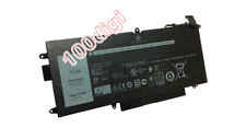 45Wh 71TG4 battery for Dell Latitude 13 7389 7390 7280  5289 2-in-1 Series X49C1