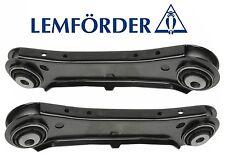 For BMW E90 E91 E92 E84 Pair Set of 2 Rear Upper Forward Control Arms & Bushings