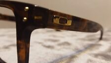 ***USED***OAKLEY Fallout HOLBROOK OO9102-59 Matte Brown ***FRAME ONLY*** NO LENS