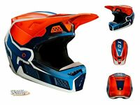 FOX Racing 2021 V3 RS WIRED Adult Helmet -SMALL FLO ORANGE- Magnetic Visor MIPS
