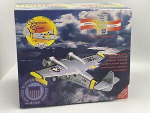 1:72 GearBox GRUMMAN GOOSE '38 Seaplane DIECAST Airplane Model/Coin Bank NEW MIB