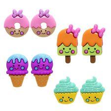 Bluebubble KAWAII CAFE Earrings Cute Kitsch Retro Funky Novelty Sweet Junk Food