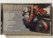 The Cars The Cars Greatest Hits Cassette