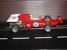 Scalextric March Ford C-026 Formula1 1/32 Slot Car offered by MTH