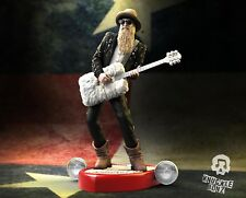 "Billy F Gibbons Rock Iconzâ""¢ Statue Direct from KnuckleBonz"