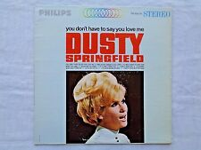 Dusty Springfield You Dont Have To Say You Love Me 1966 PHS 600-210 US Press VG-