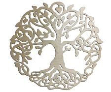 Unfinished Wood Tree of Life 17.5 x 18 inch