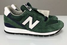 Mens SZ 7 New Balance Running Shoes 996 Heritage MADE IN USA M996CSL White Green