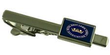 Royal Navy Tennis Tie Clip Engraved