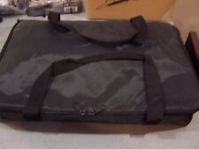 Portable Insulated Casserole Carrier 16 x 10 x 3 Bag Only No Packs or dish