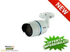 TELECAMERA TVCC ESTERNI IP-66 AHD 1 MEGAPIXEL HD 720P & CVBS A 960H 3,6mm 24 LED