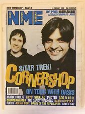 NEW MUSICAL EXPRESS NME MAGAZINE  14 FEBRUARY 1998  OASIS   MARK HOLLIS   LS