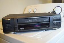 Aiwa HV-FX2000/FX2000U Hi-Fi Stereo Video Cassette Recorder VHS VCR - Working