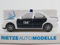 "Rietze 50576 Ford Mondeo Stufenheck (1993) ""Polizei Russland"" 1:87/H0 NEU/OVP"