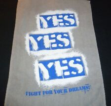 WWE Daniel Bryan Rally Towel -  Smackdown - Yes! Yes! Yes! - Gray - Blue - White