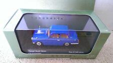 Corgi Anniversary Collection VA00515 Triumph Herald Saloon Blue  Ltd Ed. of 2000