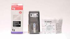Canon perfectamente Screen CE-D, CE d para eos 50 Mark II sin usar! nº 863