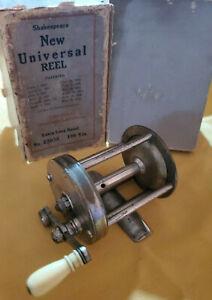 1914 William Shakespeare Jr Kalamazoo Mich Universal Reel w/ Box
