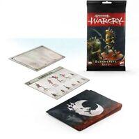 Warhammer Warcry - *MiD-wEeK DEaL* - GLOOMSPITE GITZ Warband Cards - BNIB OOP