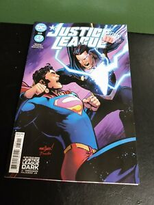 2021 JUSTICE LEAGUE 60 DAVID MARQUEZ NM Black Adam Naomi