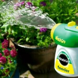 Miracle-Gro Hose Feeder All Purpose Plant Food Feed Beds Borders Hanging Baskets