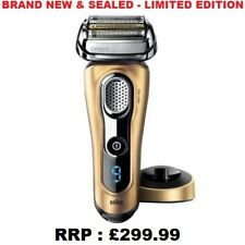 Braun Series 9 9299s Electric Shaver Wet&Dry Gold LimitedEdition-BrandNew&SEALED