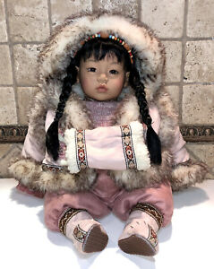 Adora Limited Edition Doll NUPKA Greenland #160 Of 700 Rare Collectible 2006