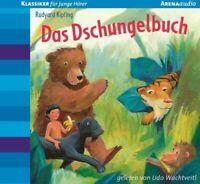 DAS DSCHUNGELBUCH - KIPLING,RUDYARD    CD NEU