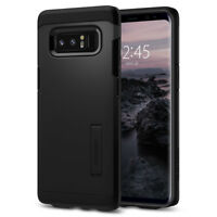 Galaxy Note 8 Case I Spigen®[Tough Armor] Shockproof Dual TPU Kickstand Cover