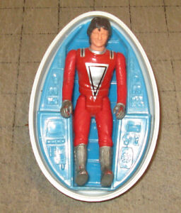 1979 Loose MORK in Egg Spaceship Action Figure - No Top - Loose - Robin Williams