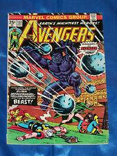 AVENGERS: Comic # 137, 1975, By Englehart & Tuska, Very Good Condition