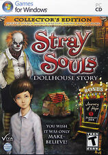 STRAY SOULS: DOLLHOUSE STORY **** COLLECTOR'S EDITION *** PC GAME (New & Sealed)