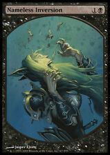 MTG NAMELESS INVERSION TEXTLESS - INVERSIONE INDICIBILE