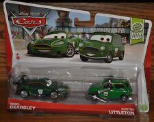 2013 Disney Pixar Cars Die Cast World Grand Prix Nigel Gearsly Austin Littleton