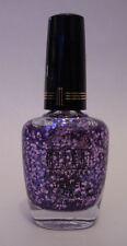 Milani Jewel FX Nail Lacquer Lavender 581 Hex Glitter Polish Nailpolish Purple