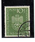 Alemania Museo Tecnico de Munich Serie del año 1953 (AW-623)