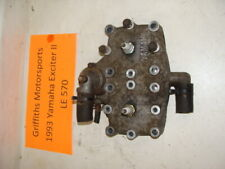 1993 YAMAHA EXCITER 2 II LE 570 92 91 EX cylinder head heads nice domes