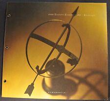 1998 Oldsmobile Regency LSS 88 Catalog Brochure Excellent Original 98
