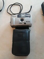 Pentax PC-55 35mm Film Point And Shoot Camera