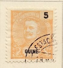 Portuguese Guinean Used Stamps