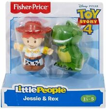Little People Jessie and Rex Toy Story Figure