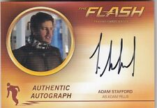 THE FLASH SEASON 2 - AS1 ADAM STAFFORD (ADAM FELLS) AUTOGRAPH CARD