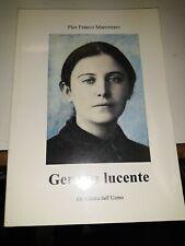 Gemma lucente Santa Gemma Galgani Pier Franco marcenaro centro dell'uomo 1995