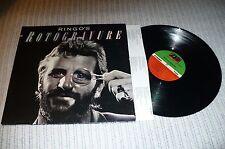 Ringo Starr LP, Rotogravure, Atlantic SD18193,1976, ORIGINAL, VG++