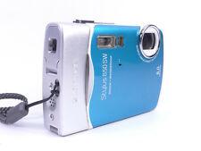 Olympus Stylus 850SW 8.0MP Shock + Waterproof Digital Camera Blue