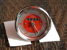 OPEL, Tachometer 150km/h, Ø 80mm, Motocup edul-Gegenuhrzeigersinn  Deuta-Ota