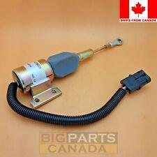 Fuel Solenoid for CUMMINS 6BT 5.9L 3930658 3932529 3935431 SA4755-12 SA4756-12