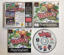 Yoyo's puzzle park - Jeu PS1